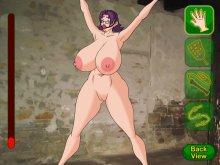 Sexy XXX game with fetish bondage porn