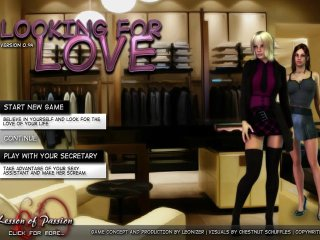 Lovely girls fuck in sexy love story games